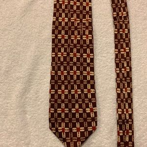 Batik Keris Silk tie Excellent condition